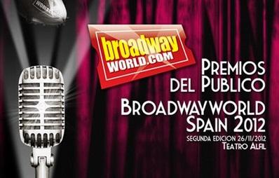 Premios del Público 2012